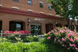 Mason Enterprise Center. Photo by Evan Cantwell/Creative Services/GMU